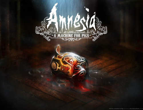 Amnesia: A Machine for Pigs Preview