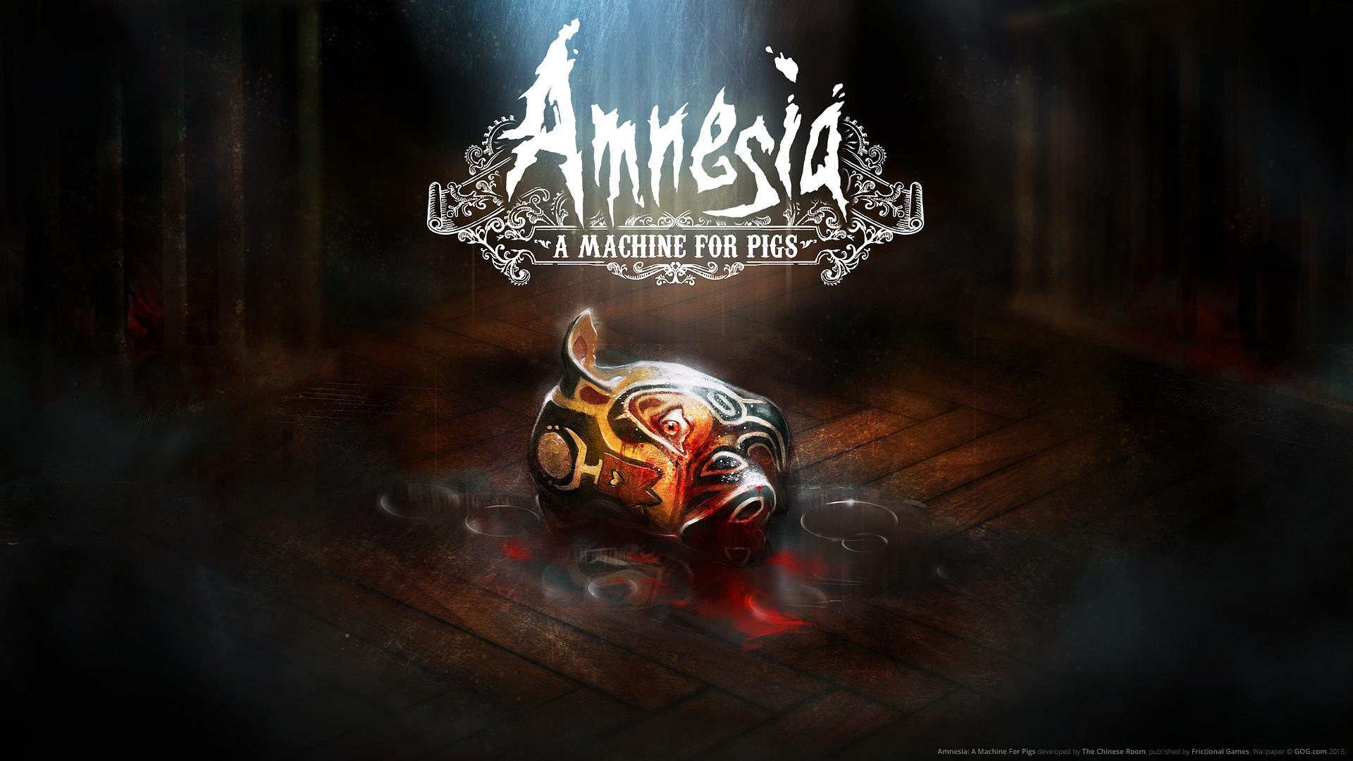 amnesia pigs feat