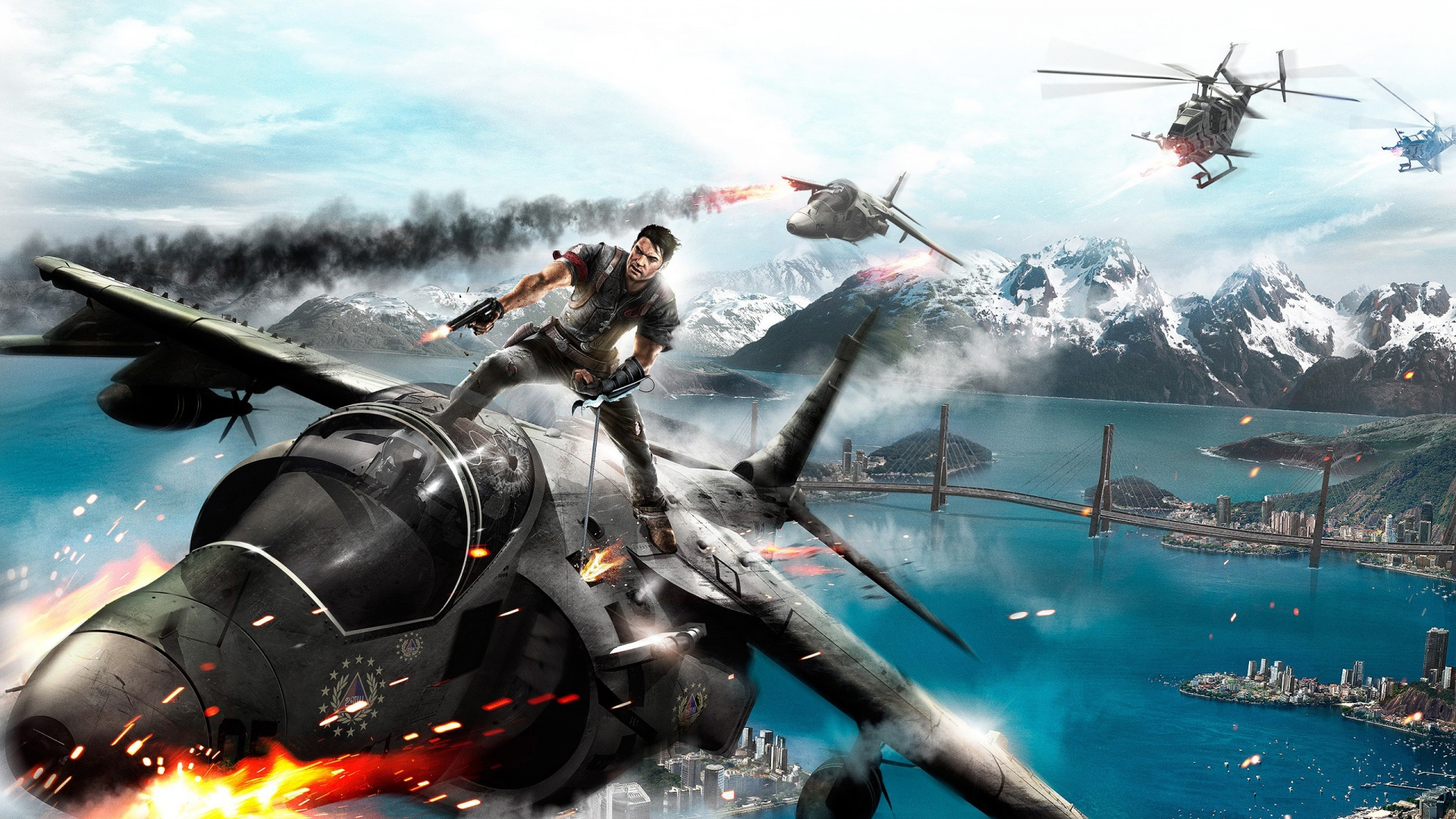 Just Cause 2 feat