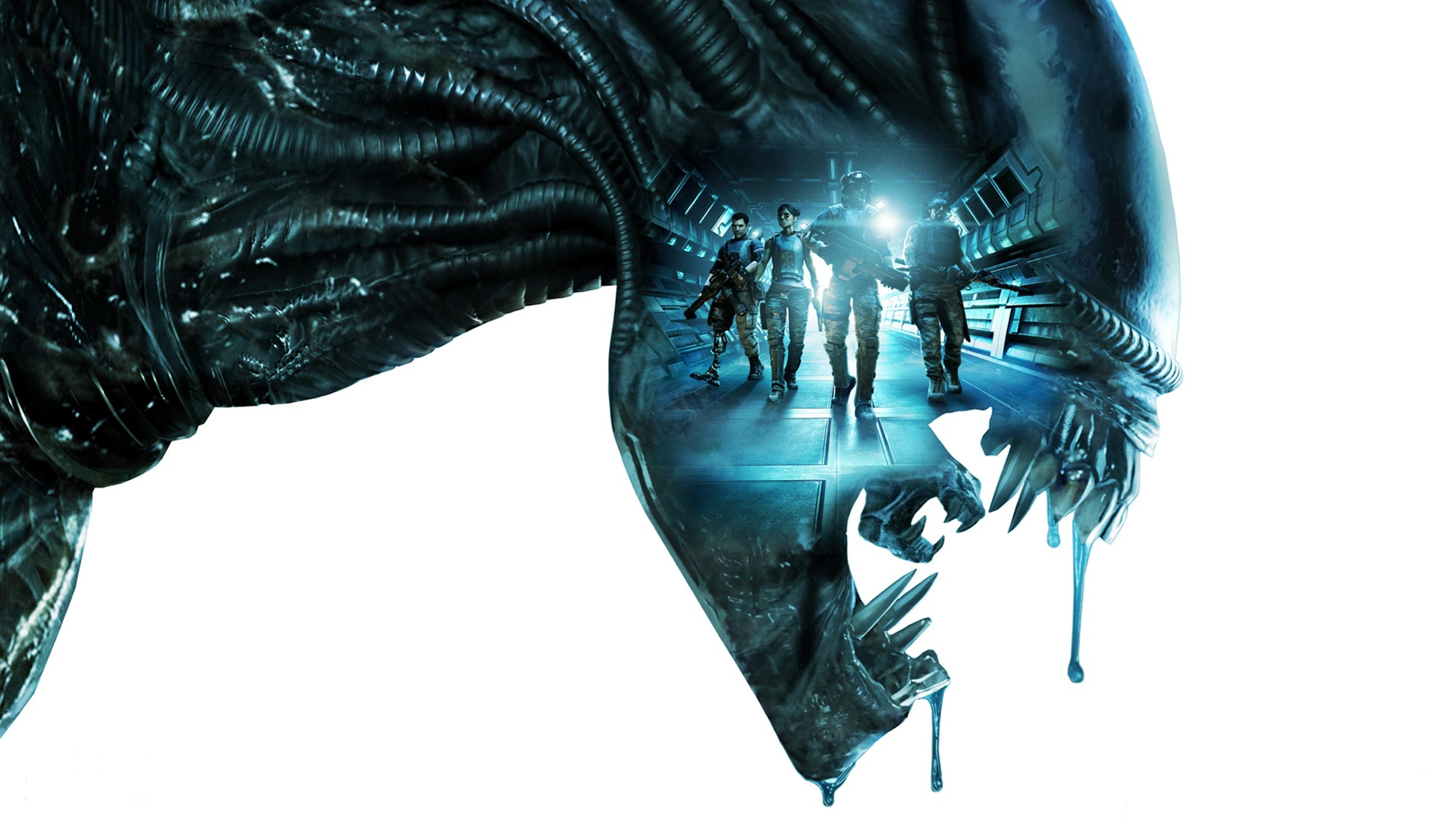 aliens colonial marines feat