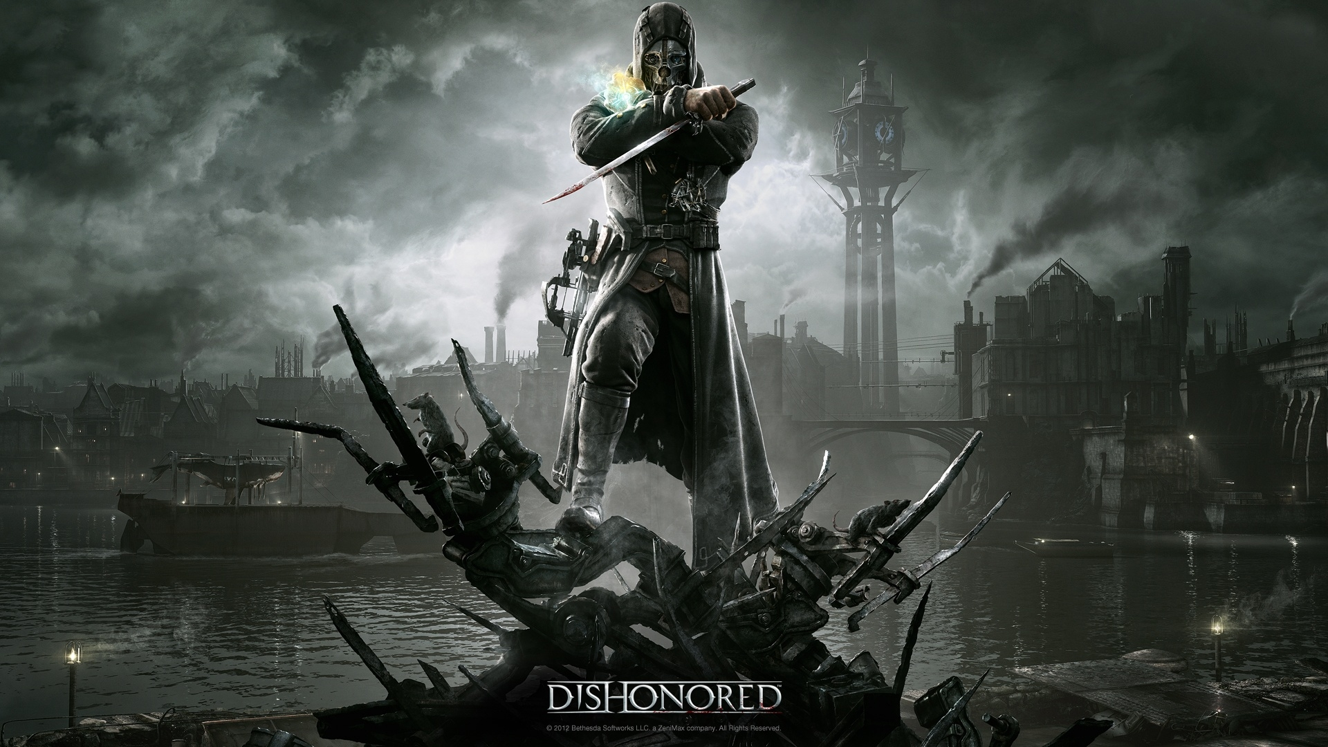 dishonored feat