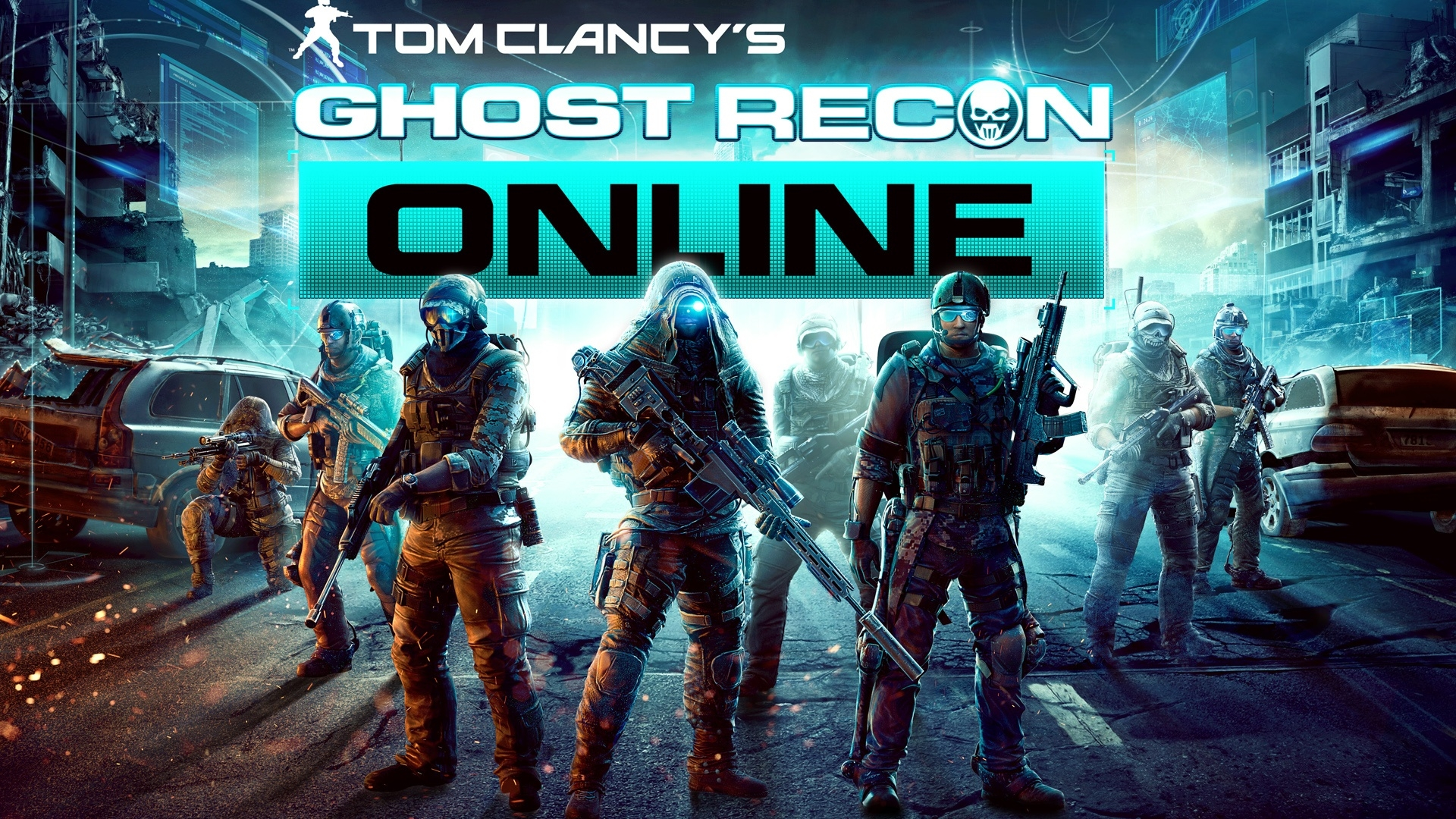 ghost recon online feat