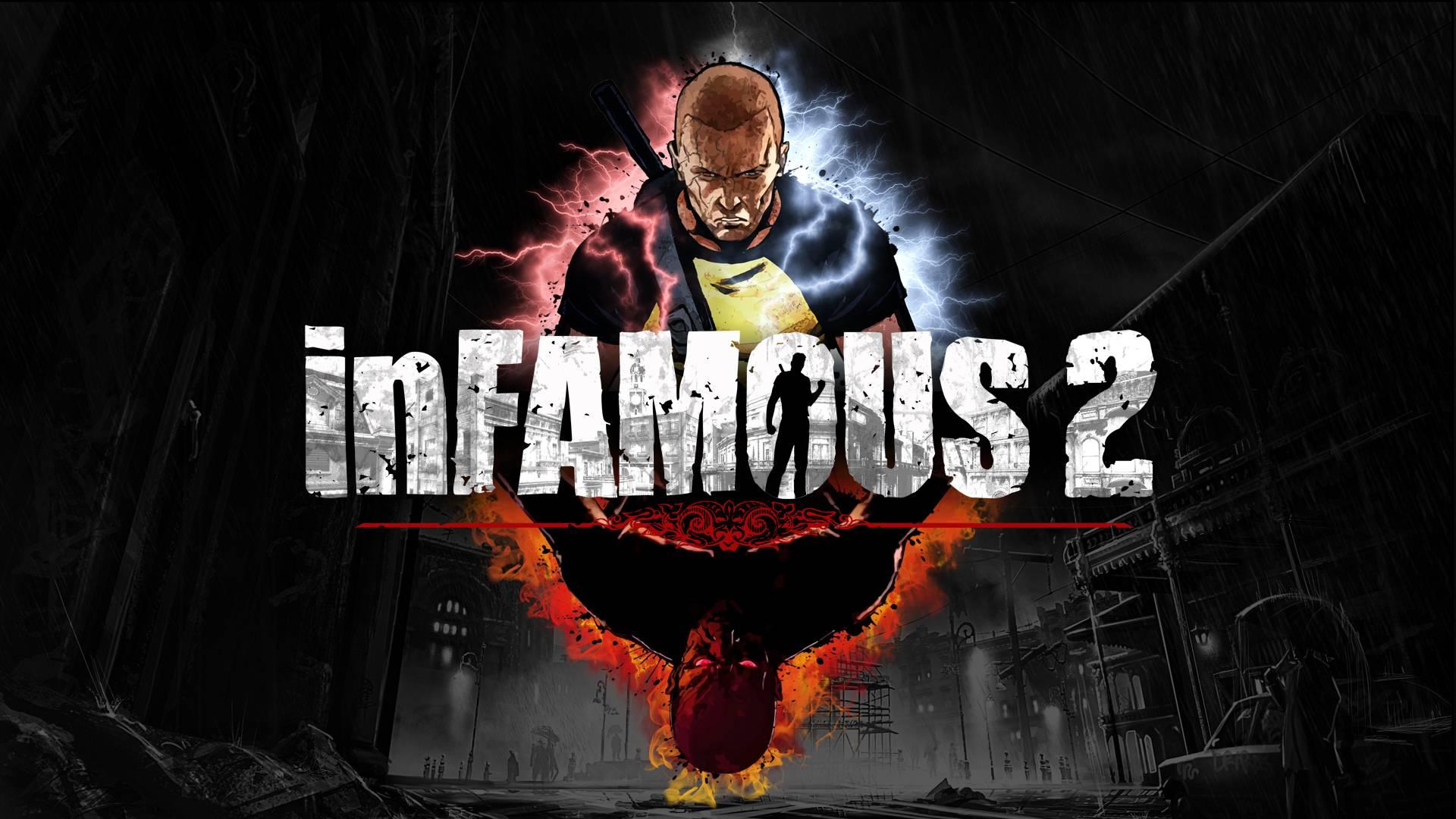 infamous 2 feat