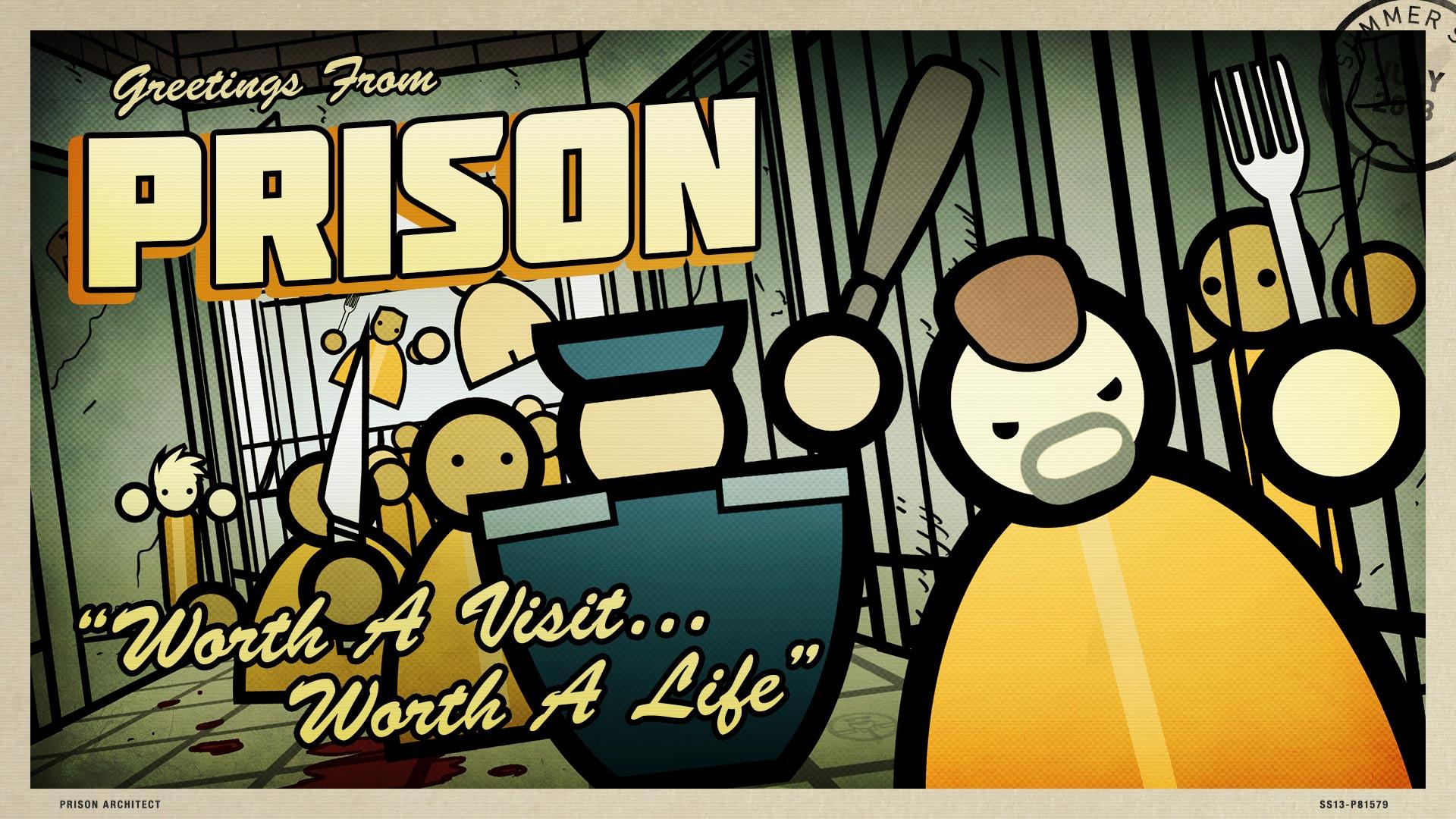 prison architect feat