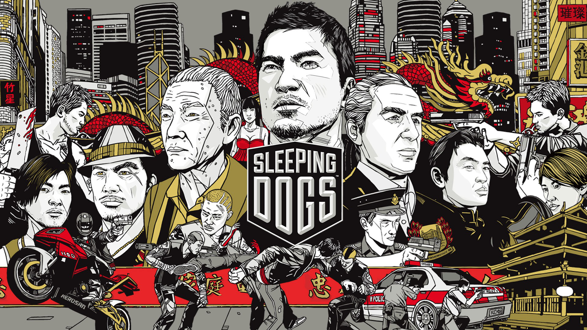 sleeping dogs feat