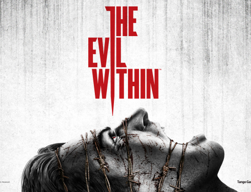 The Evil Within – Barbed Wire Facial Piercings Will Never Catch On.