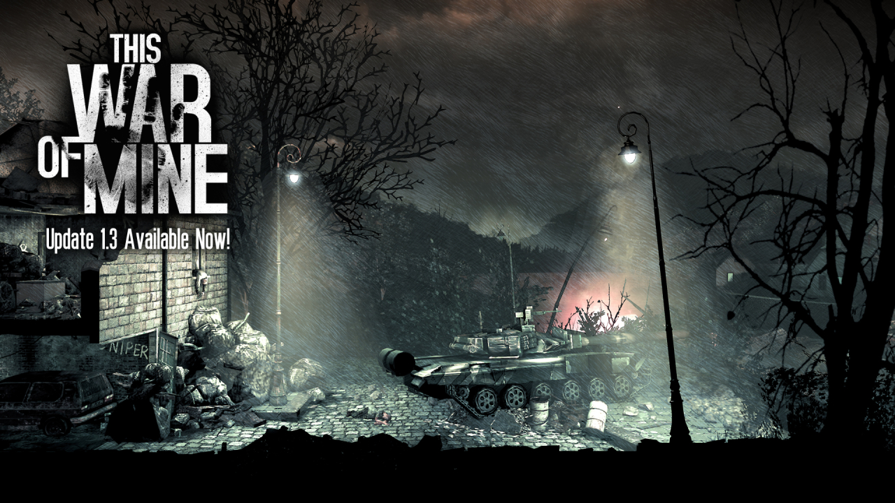This War of Mine – Featured Image