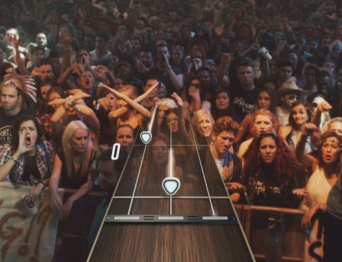 Guitar Hero Live announces 24 songs. Includes Pantera, Skrillex and Ed Sheeran