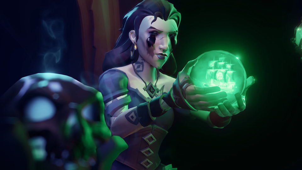 SoT Ghost Ball