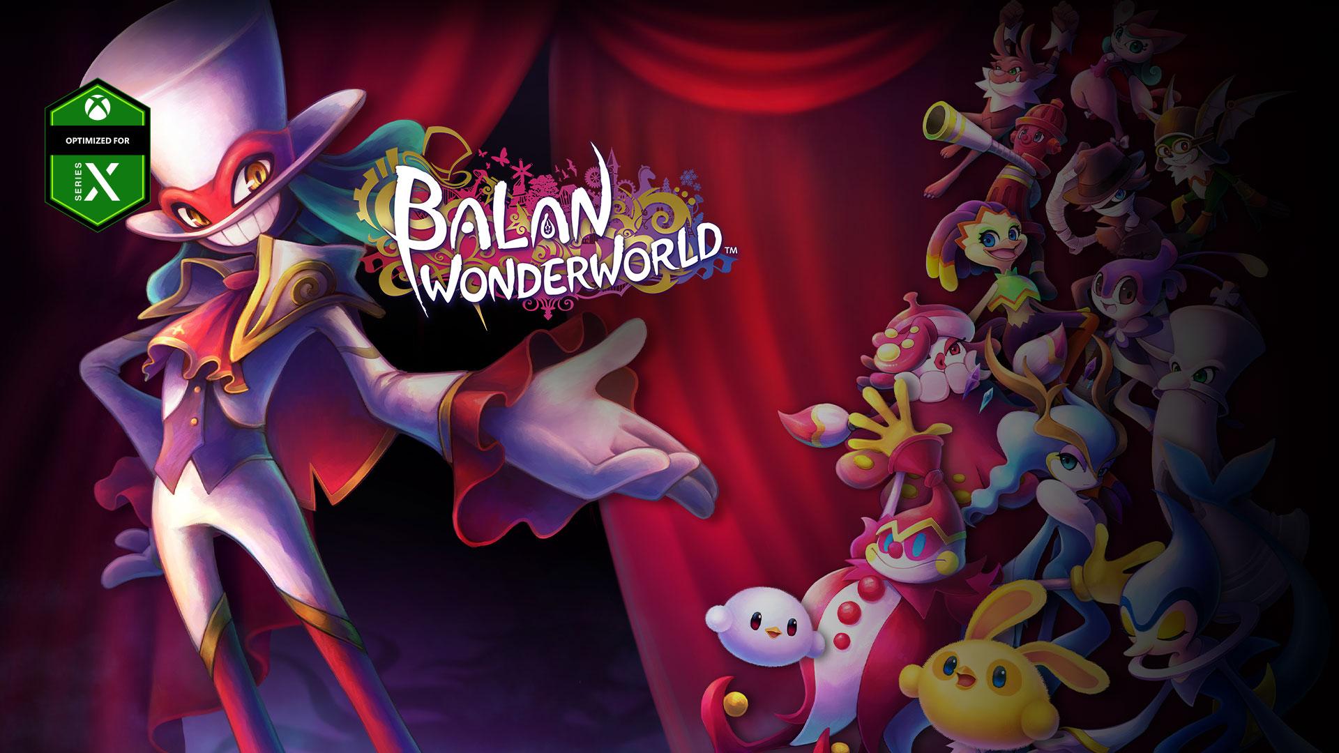 BALAN Wonderworld Featured Image