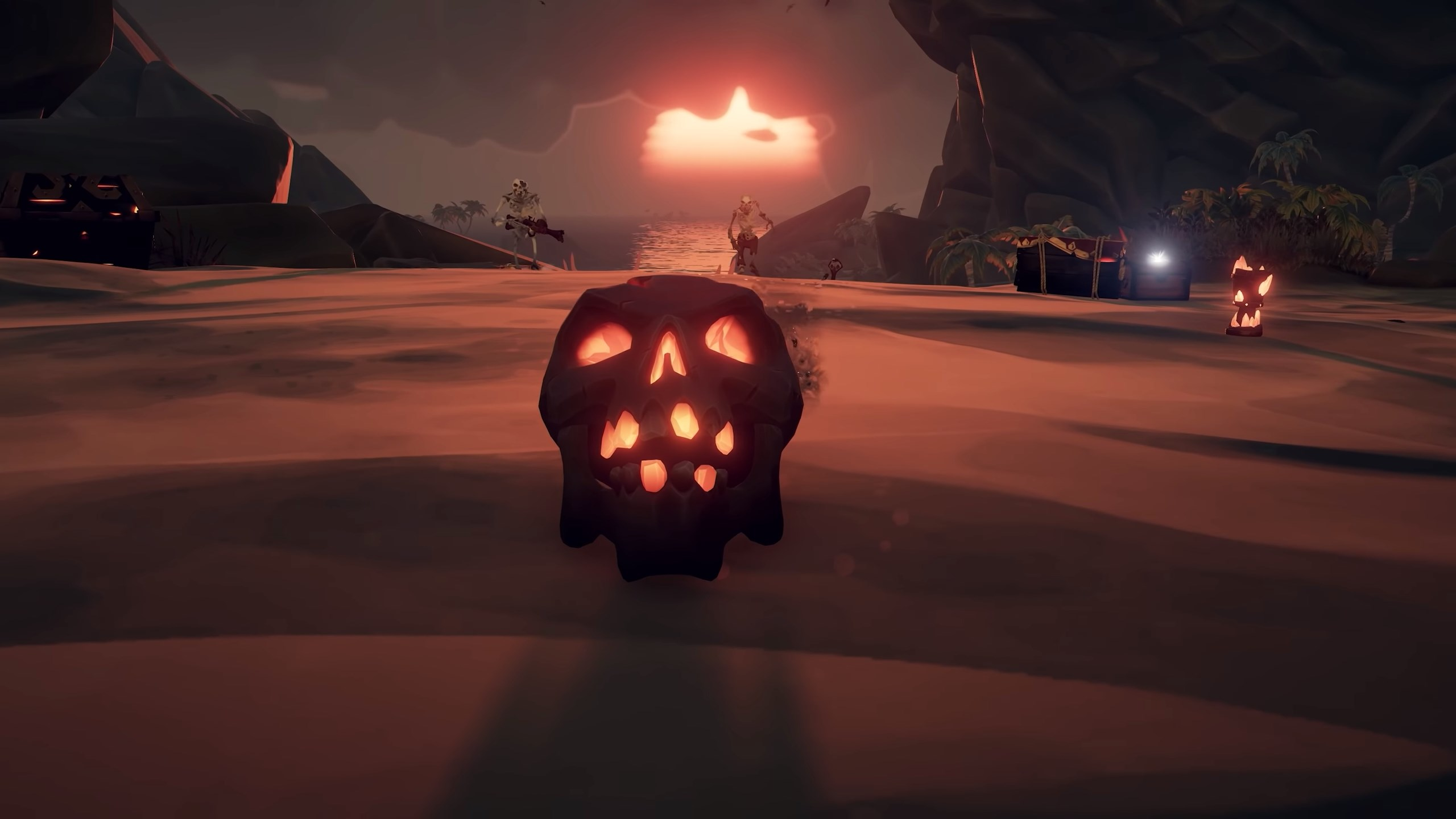 Sea of Thieves Ashen Winds